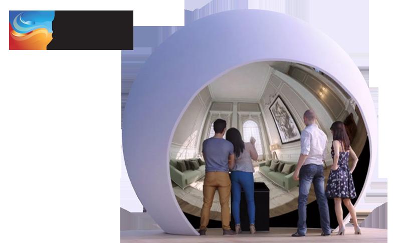 360 Sanal Gerçeklik Odası